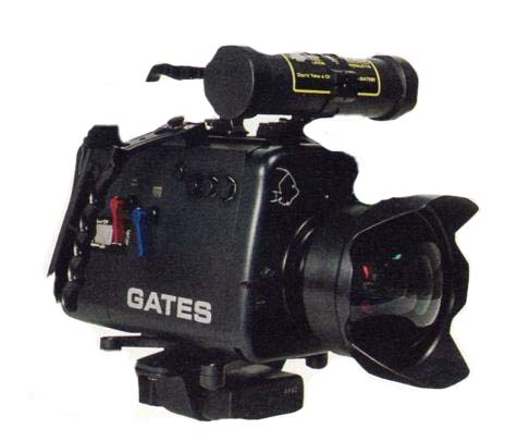 Diving Video Gates